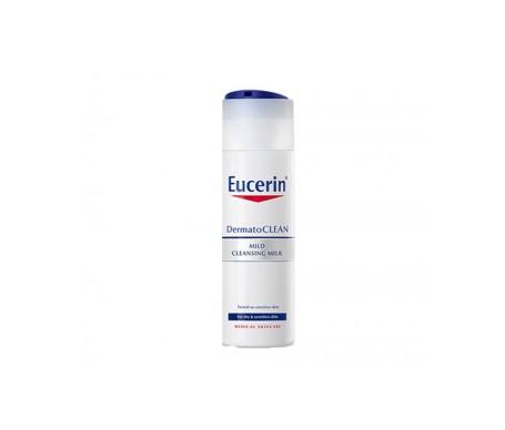 Eucerin DermatoClean emulsión limpiadora suave 200ml