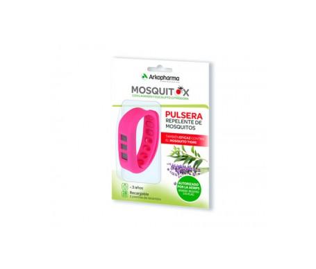 Arkopharma Mosquitox pulsera repelente adulto