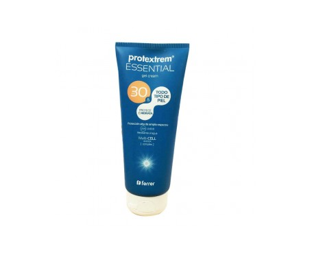 Protextrem Essential Gel-crema Spf 30 200 Ml