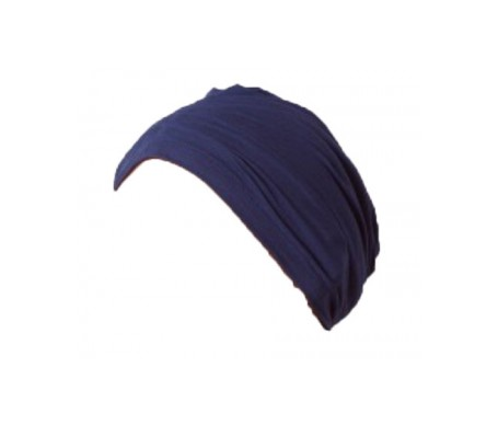 Belleturban Turbante Adis básico azul