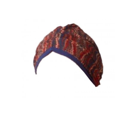 Belleturban Turbante Paros Carff Missoni Azul