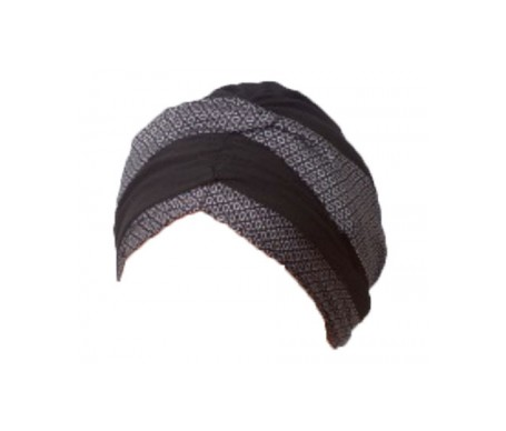 Belleturban Turbante Paros Carff Dots negro