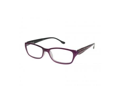 Farma Novo Gafas Presbicia color morado dioptrías +2,5
