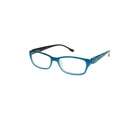 Farma Novo Gafas Presbicia color azul dioptrías +3,0