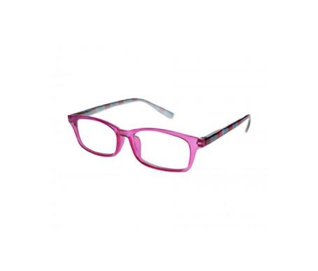 Farma Doble Gafas Presbicia color rosa dioptrías +2,5