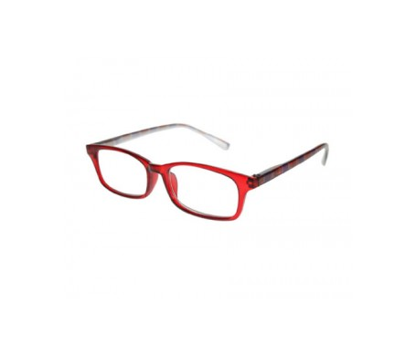 Farma Doble Gafas Presbicia color rojo dioptrías +2,0