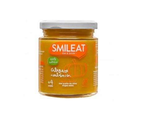 Smileat Potito Bio Sabor calabaza y calabacín 230g