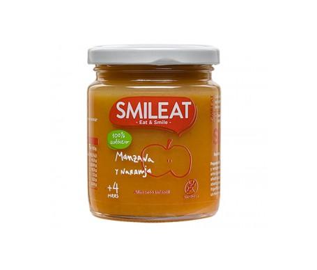 Smileat Potito Bio Sabor manzana con naranja 230g