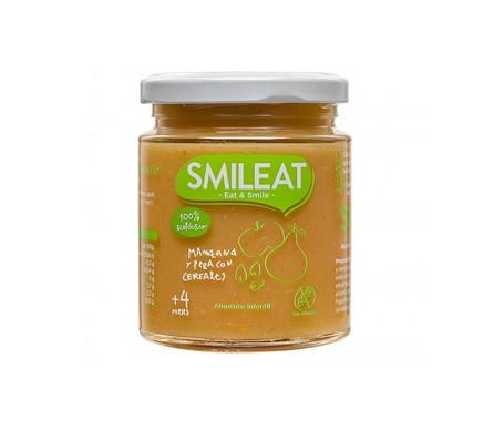 Smileat Potito Bio Sabor manzana y pera con cereales 230g