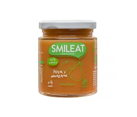 Smileat Potito Bio Sabor pera con manzana 230g