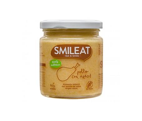 Smileat Potito Bio Sabor pollo con arroz 230g