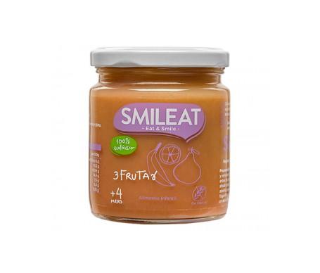 Smileat Potito Bio Sabor tres frutas 230g