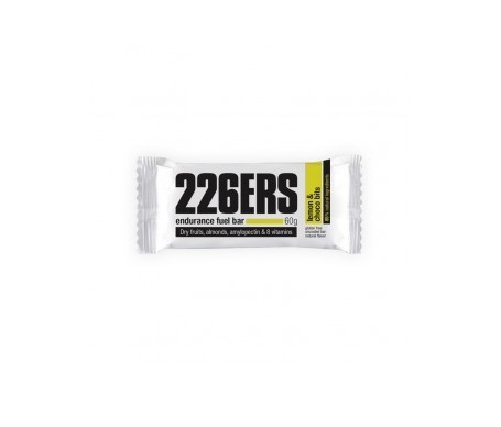 226ERS Endurance Fuel Bar limón & pepitas chocolate barrita energética 1ud