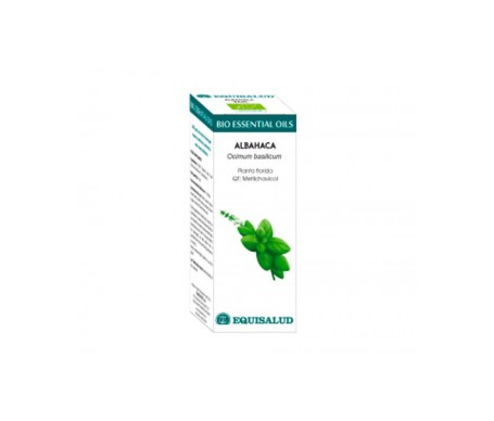 Bio Essential Oil Albahaca 10ml