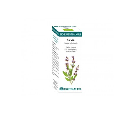 Bio Essential Oil salvia 10ml