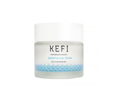 Kefi Essential Day Cream pieles secas 50ml