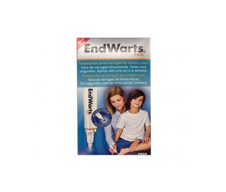 EndWarts Pen tratamiento de verrugas 3ml
