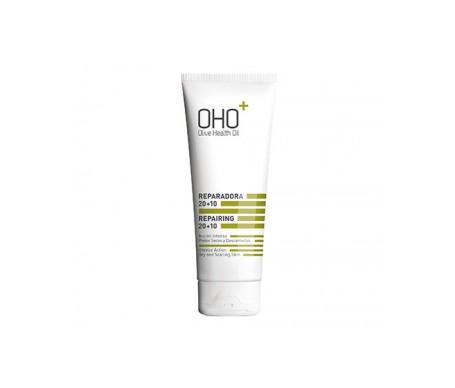 OHO Crema reparadora 20+10 pieles secas y descamadas 100ml
