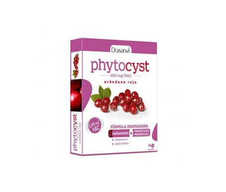 Drasanvi Phytocyst Arandano Probioticos 30 Cap