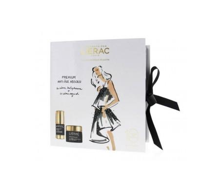 Lierac Pack Premium Voluptueux Crème Voluptueuse 50ml + contour des yeux 15ml