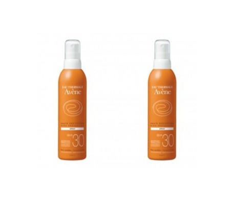 Avène Solar spray SPF30+ 2x200ml
