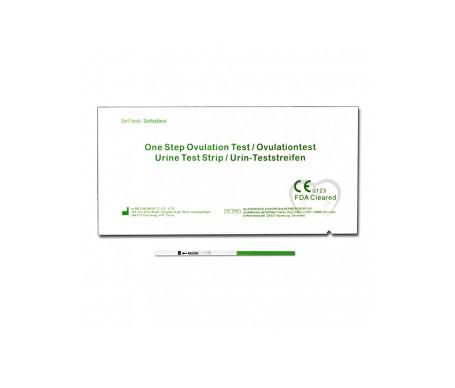 One Step pruebas de ovulación 15 uds