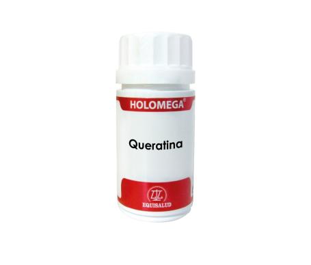 Holomega Queratina 50cáps