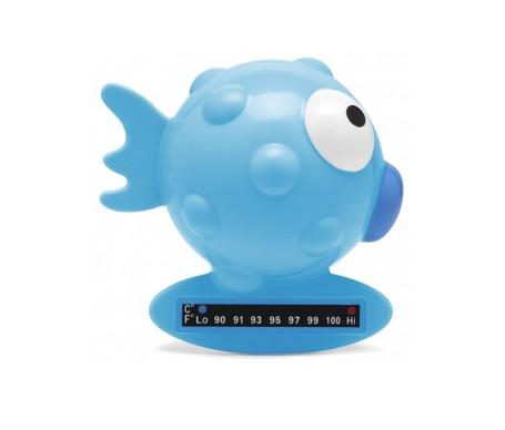 Chicco Termometro Baño Pez Azul