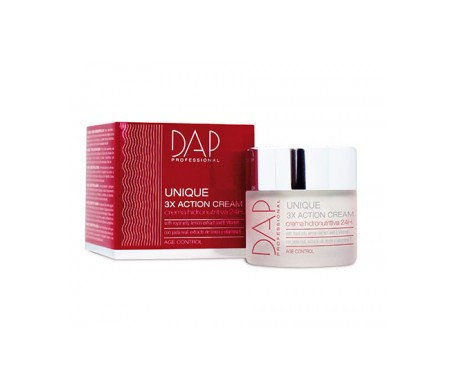 Dap Crema Unique Triple Acción 50ml