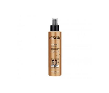 Filorga Uv Bronze Spray Solar Antiedad Nutriregenerante Spf50+ 1