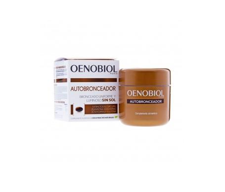 Oenobiol Autobronceador 3x 30cáps