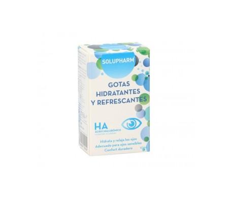 Solupharm Gotas Hidratantes Y Refrescantes Ester  10 Ml