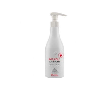 Th  Atopic Gel Crema Corporal 500ml