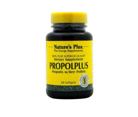 Nature's Plus Propolplus  60 Caps