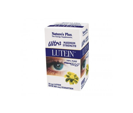 Nature's Plus Ultra Lutein 30  Caps