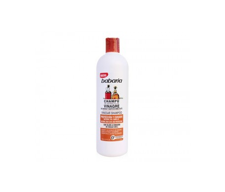 Shampoo all'Estratto di Aceto di Baviera 600ml