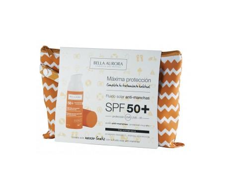 Bella Aurora écran solaire anti-taches SPF50+ SPF50+ peau normale et sèche 50ml