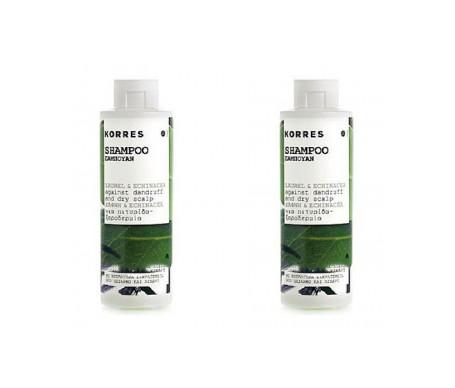 Korres Pack shampoo per forfora