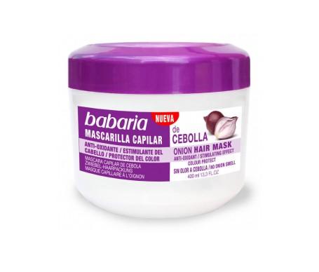 Cipolla Babaria maschera capelli 400ml