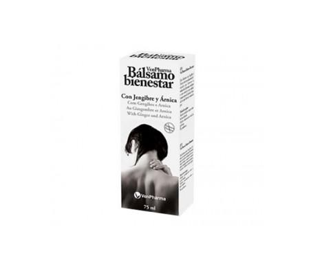 Venpharma Balsamo Bienestar Jengibre-arnica 75ml