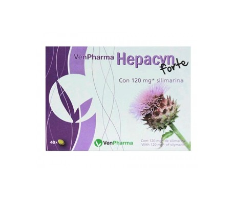 Venpharma Hepacyn Forte 40cap