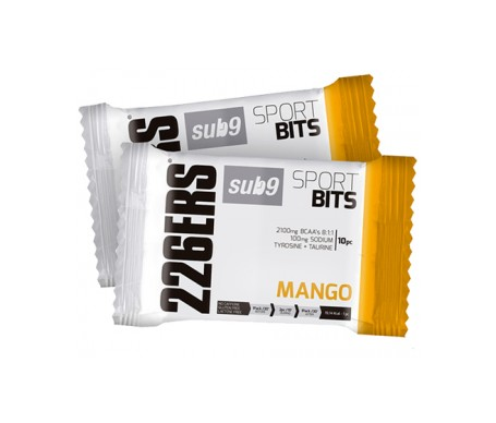 226ERS Sub9 Sport Bits mango+BCCA's 12uds