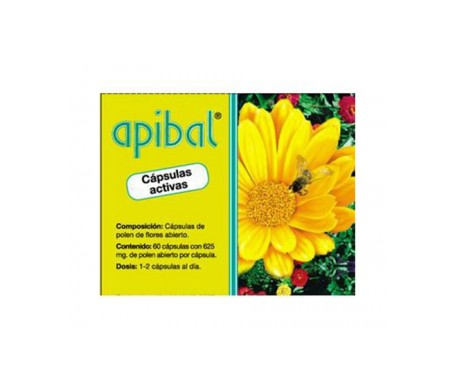 Apibal 60 Active Capsules