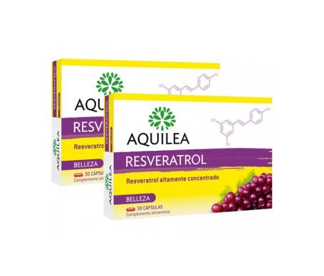 Yarrow Resveratrol 2x30caps 2x30caps