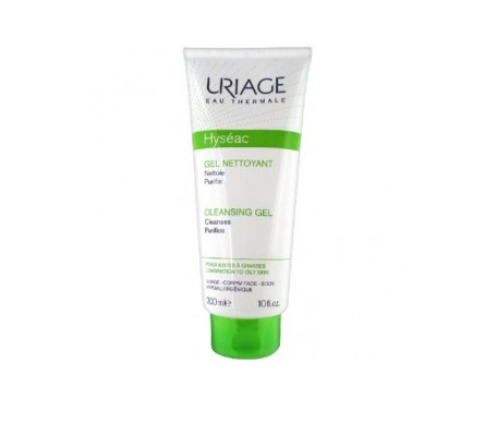 Uriage Hyseac cleansing gel nettoyant 300ml