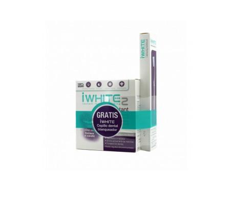 Iwhite Instant2 Pack Moule Dentaire 10 u. + Brosse à dents Blancheur