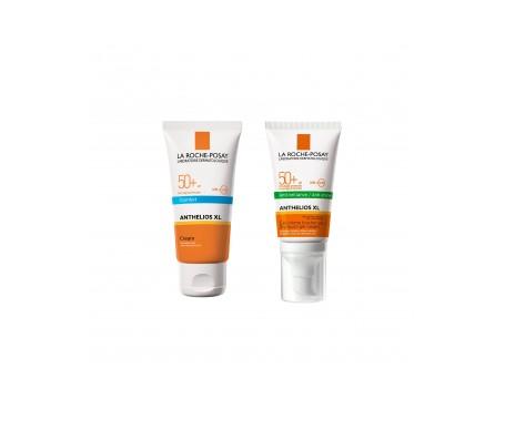 La Roche-Posay Anthelios Pack XL  BB crema SPF50+ gel-crema toque seco SPF50+