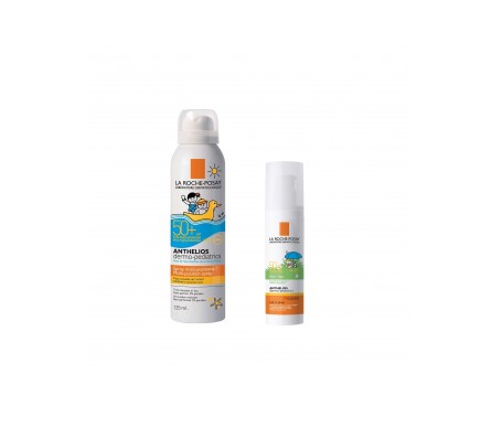 La Roche-Posay Anthelios Pack Baby  SPF50+ 40ml + dermo-pediatrics spray SPF50+ 125ml