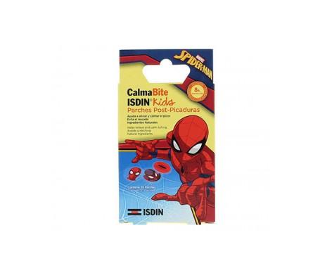 ISDIN® CalmaBite Spiderman parches post-picadura 30 parches