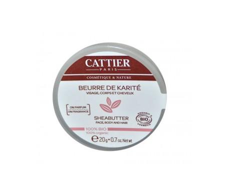 Cattier manteca de karité 20g